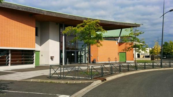 Gymnase de la ZAC - Grigny