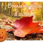 Vacances automne
